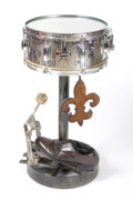 Benjamin Bullins - Pearl Drum Table